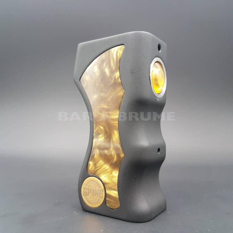 Spine Box Meca - Brainbox Concept