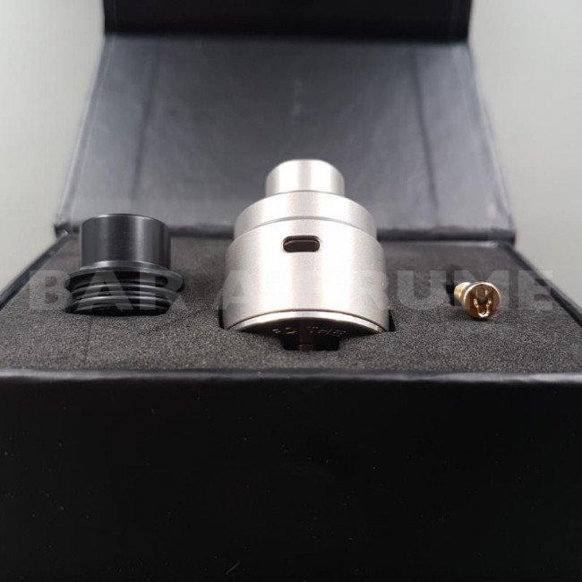 The Flave RDA BF 22 Titanium - Alliancetech Vapor