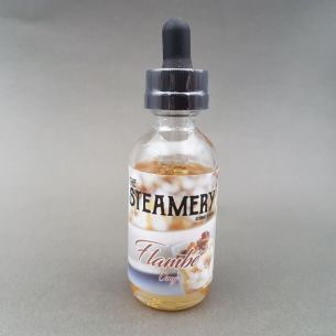 Flambé 50ml 0mg - The Steamery