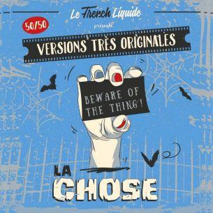 La Chose 3x10ml - Le French Liquide