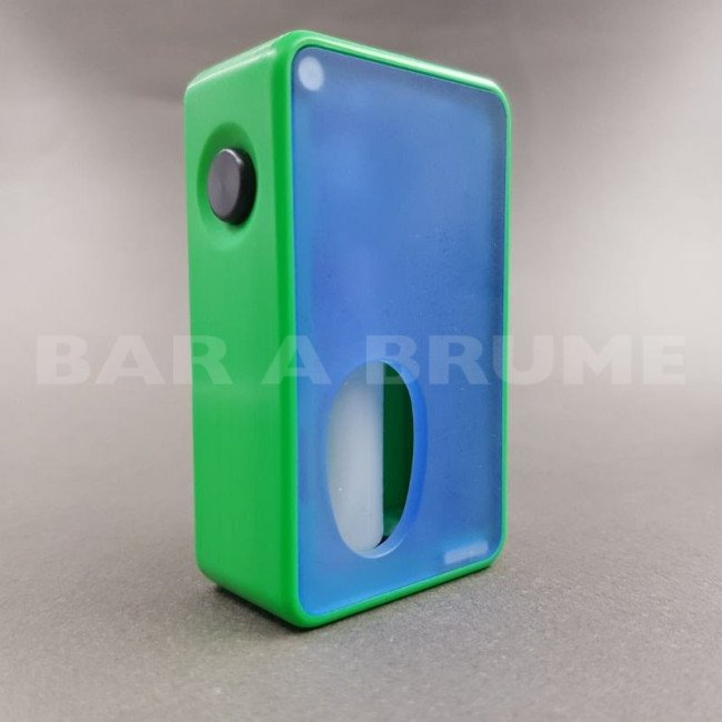 Squonker Green Box Frosted Blue - Armageddon MFG