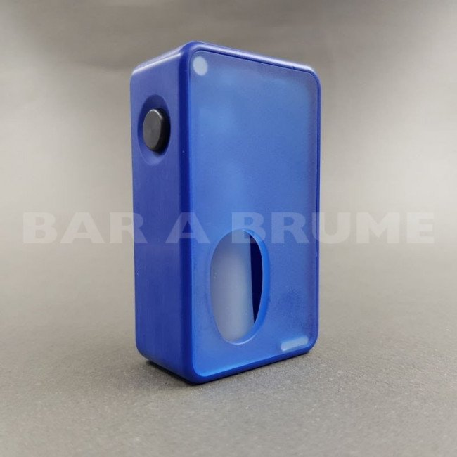 Squonker Blue Box Frosted Blue - Armageddon MFG
