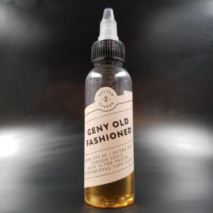 E-liquide Geny Old Fashioned DLUO - Boston Shaker Vape