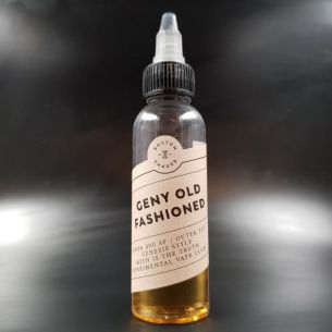 Genny Old Fashionned - Boston Shaker Vape