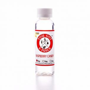 Raspberry Candy 50ml - You Got E-juice