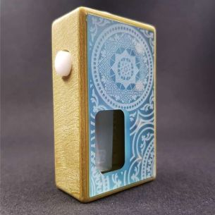 Octo Orient Olive Sky Distress - octo510 - Box Mod BF - Octopus Mods