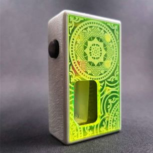 Octo Orient Spring Green Distress - octo510 - Box Mod BF - Octopus Mods