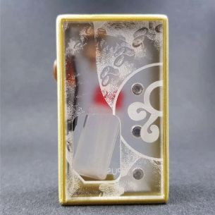 Octo Verso Olive Twins - octo510 - Box Mod BF - Octopus Mods