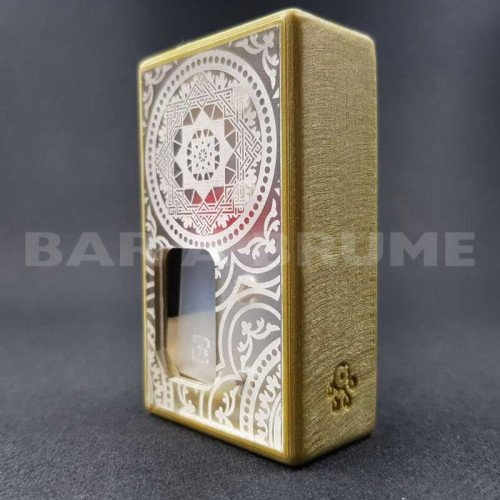 Octo Verso Olive Orient - octo510 - Box Mod BF - Octopus Mods