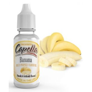 Banana 13ml - Capella Flavors