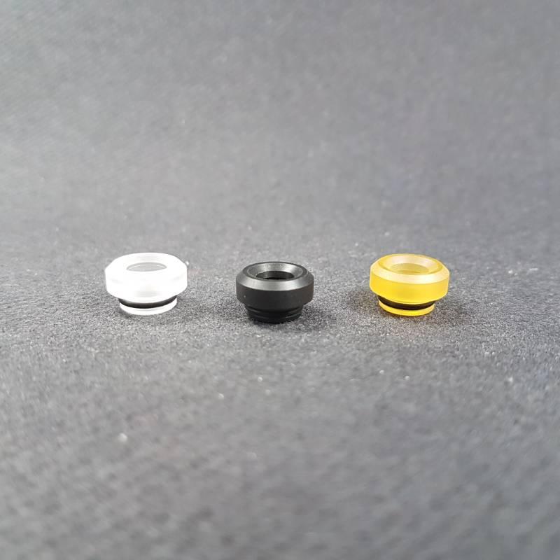 Drip Tip pour GR1 RDA X3 PEI / PC / POM