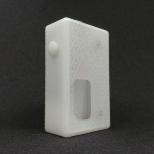 Octo White Delrin - octo510 - Box Mod BF - Octopus Mods