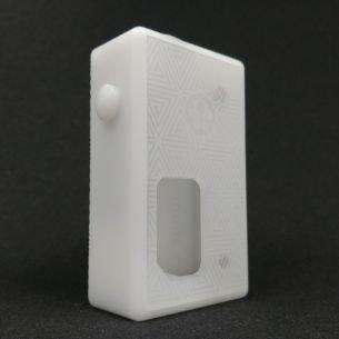 Octo Bermudes White Delrin - octo510 - Box Mod BF - Octopus Mods