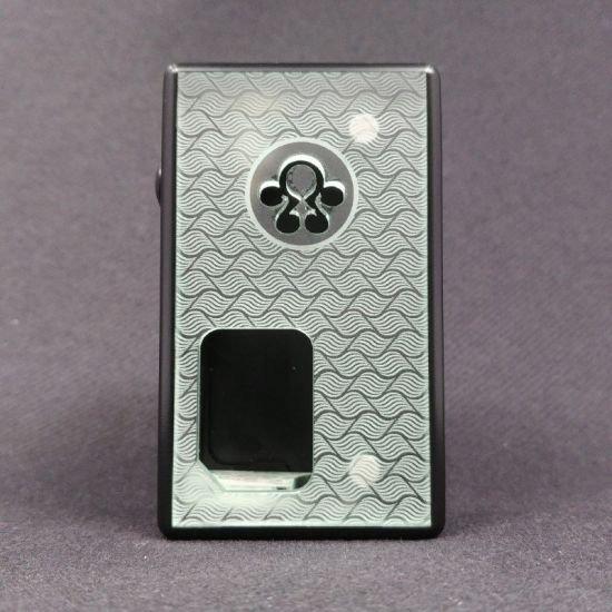 Octo 20700 Black Delrin - octo510 - Box Mod BF - Octopus Mods