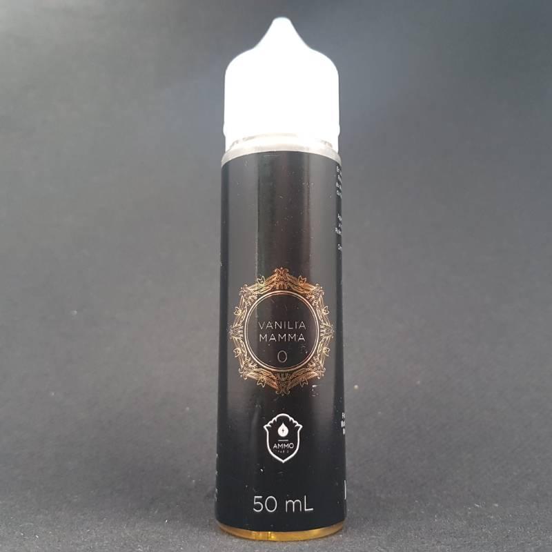 Vanilla Mama 50ml 0mg - Ammo