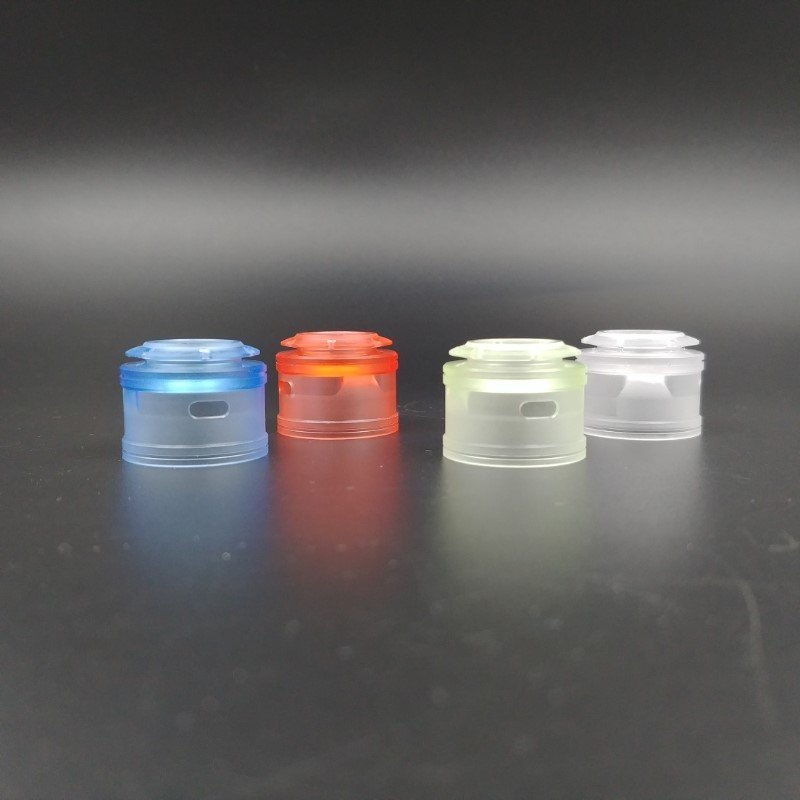 Top Cap Transparent B2K - BB Vapes BRVND