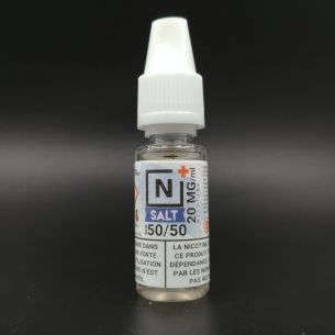 Booster Sels de Nicotine 10ml 20mg - N+