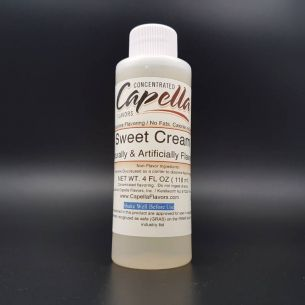 Sweet Cream 118ml - Capella Flavors
