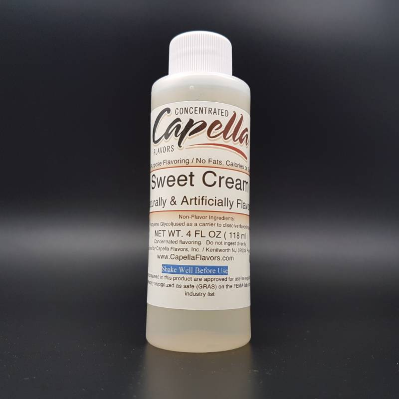 Sweet Cream 118ml - Capella Flavors