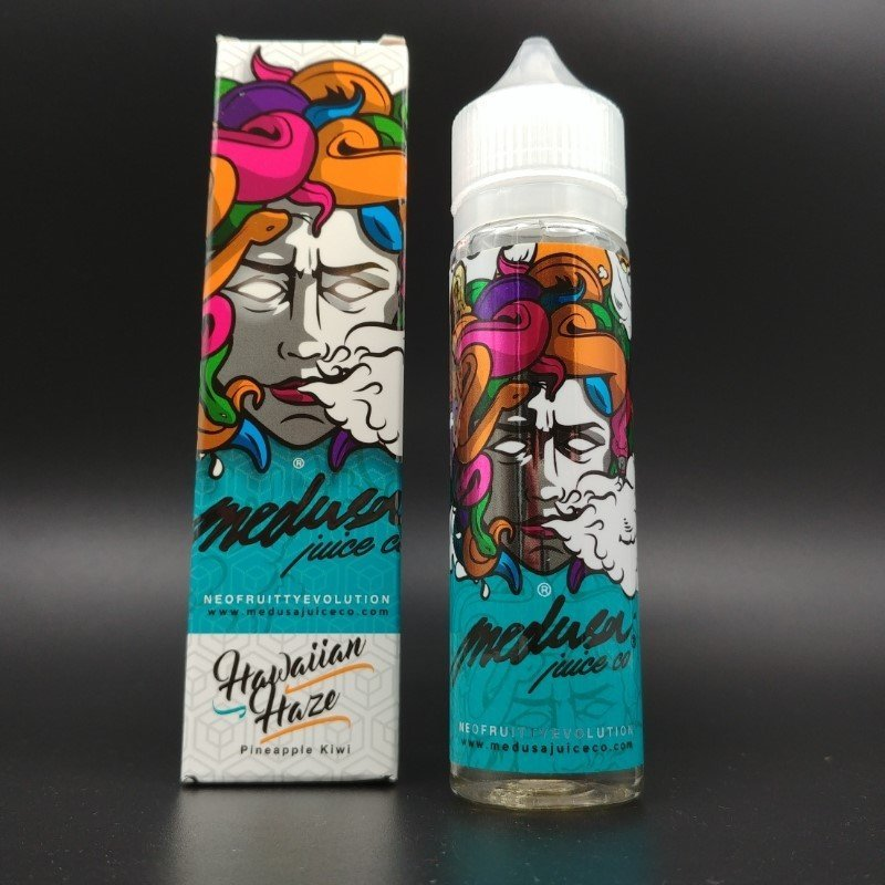 Hawaïan Haze Evolution 50ml 0mg - Medusa