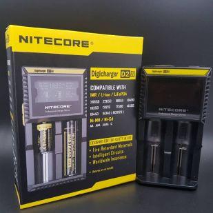Chargeur D2 - Nitecore