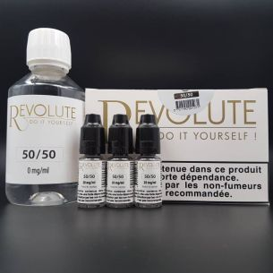 Base Pack TPD 200ml 3mg 50/50 - Revolute