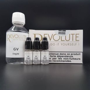 Base Pack TPD 200ml 3mg 100% VG - Revolute
