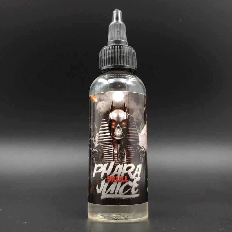 Qahua 50ml 0mg - Phara Skull Juice (Vape Or Diy)