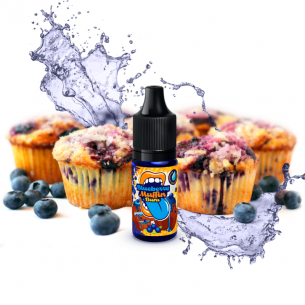 Blueberry Muffin Buns 10ml - Concentré Big Mouth
