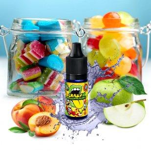 Crazy Apples & Peaches 10ml - Concentré Big Mouth
