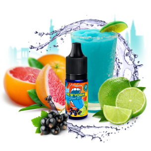 New York Blue Tea 10ml - Concentré Big Mouth