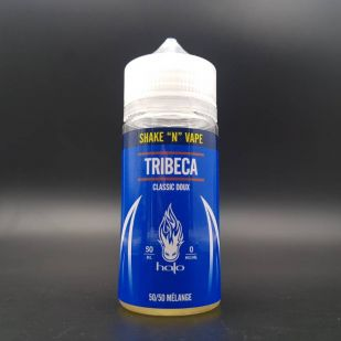Tribeca 50ml 0mg - Halo