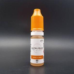 Barbe A Papa 10ml - Alfaliquid