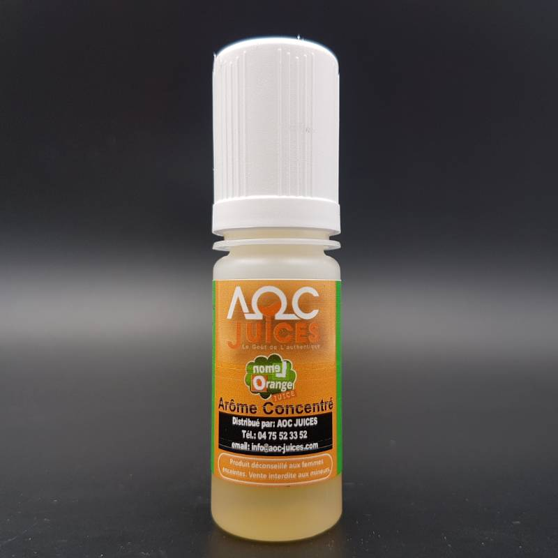 Lemon Orange 10ml - Concentré AOC Juices