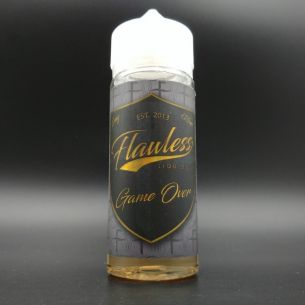 GameOver 100ml 0mg - Flawless