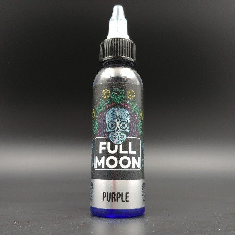 Purple 50ml 0mg - Full Moon