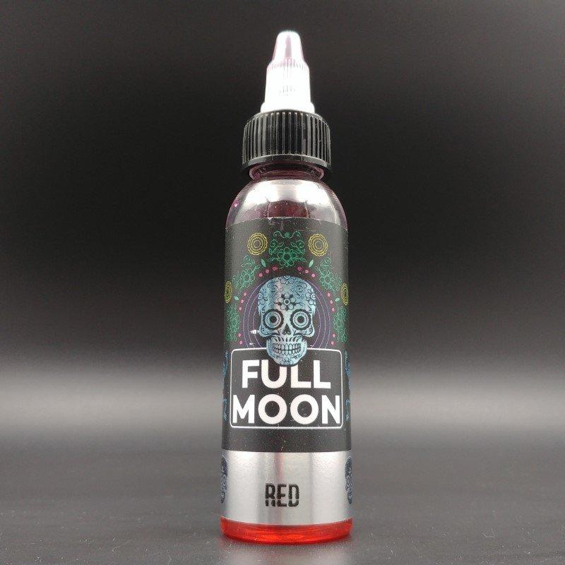 Red 50ml 0mg - Full Moon