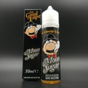 Moon Sugar 50ml 0mg - Mr Good Vape