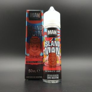 Island Man 50ml 0mg - One Hit Wonder