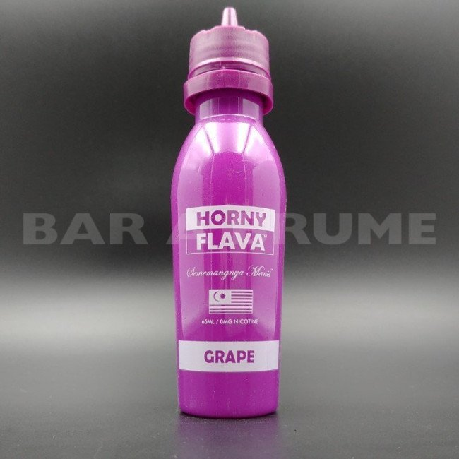Horny Grape 65ml 0mg - Horny Flava