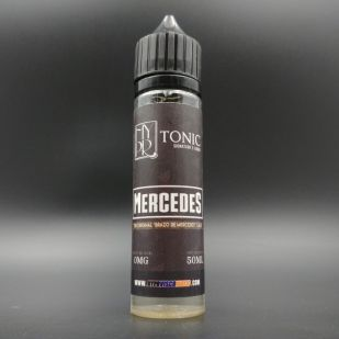 Mercedes 50ml 0mg - Hyprtonic