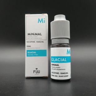 E-liquide Glacial 10ml - MiNiMAL (The Fuu)