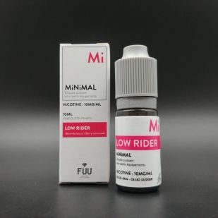 E-liquide Low Rider 10ml - MiNiMAL (The Fuu)