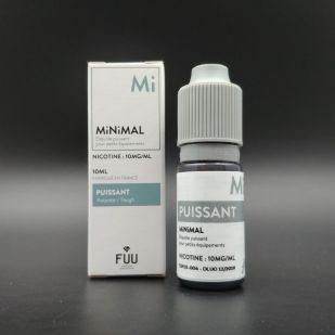 E-liquide Puissant 10ml - MiNiMAL (The Fuu)