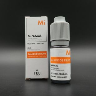E-liquide Salade de Fruits 10ml - MiNiMAL (The Fuu)