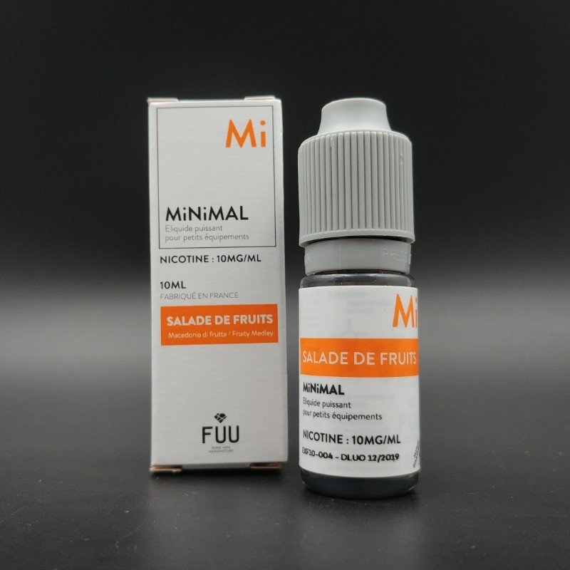 Salade de Fruits 10ml - MiNiMAL (The Fuu)