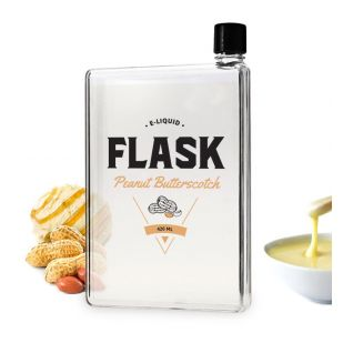 Peanut Butterscotch 420ml 0mg - Flask