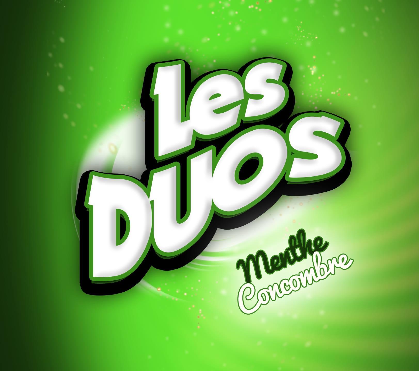 Menthe Concombre 10ml - Concentré Les Duos (Revolute)