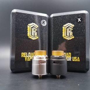 Reload X RDA - Reload Vapor