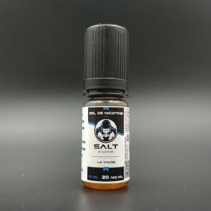 E-liquide La Chose 10ml - Salt E-Vapor (Le French Liquide)